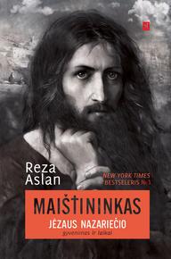 Rezos Aslano knygos lietuviško leidimo (1915) viršelio faksimilė