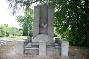 Vladislovo Dembskio antkapis Šiaulių laisvamių kapinėse. Nuotrauka - Vadimo Simutkino